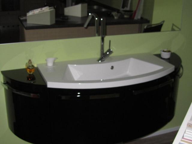 Bagno Nero lucido ---- mobili classici e moderni mobilificio ...