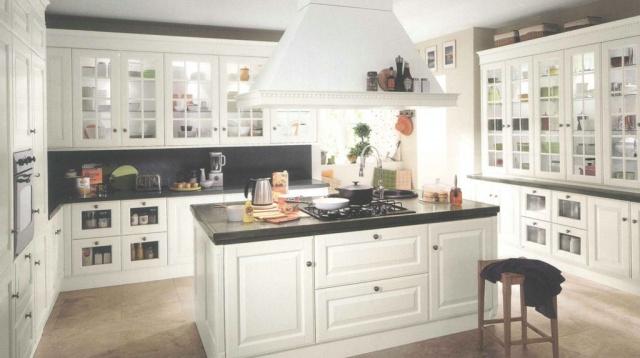 SCAVOLINI - Cucina BALTIMORA ---- mobilifici mobilificio arredamento ...