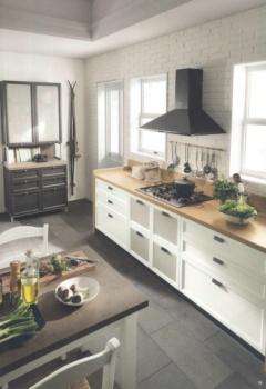 SCAVOLINI - Cucina ATELIER ---- mobilifici mobilificio arredamento ...