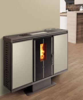 Stufa a pellet thermorossi slim thermoconfort detrazione fiscale 36 riscaldamento - Detrazione fiscale stufa a pellet ...